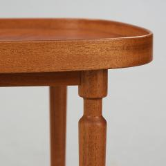 Josef Frank Josef Frank Mahogany Coffee Table Sweden - 73211