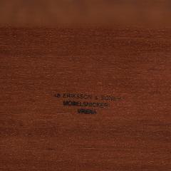 Josef Frank Josef Frank Mahogany Coffee Table Sweden - 73212