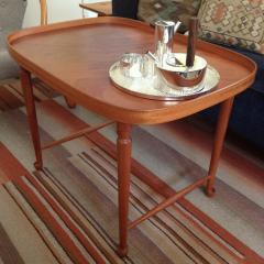 Josef Frank Josef Frank Mahogany Coffee Table Sweden - 73213
