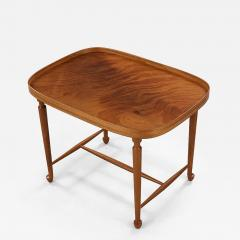 Josef Frank Josef Frank Mahogany Coffee Table Sweden - 73485