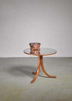 Josef Frank Josef Frank coffee table with mirror top Austria circa 1930 - 1015076