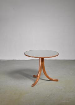 Josef Frank Josef Frank coffee table with mirror top Austria circa 1930 - 1015077