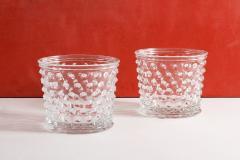 Josef Frank Pair of Hortus Glass Pots or Vases by Josef Frank - 1247660