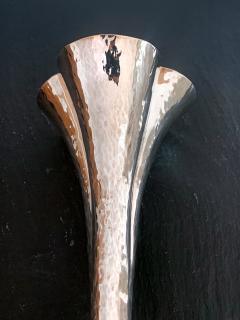 Josef Hoffmann A Vienna Secession Silver Vase by Weiner Werkst tte - 1220570