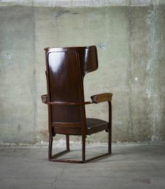 Delicieux Josef Hoffmann Josef Hoffman Ohrenbackensessel Chair   445602