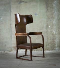 Josef Hoffmann Josef Hoffman Ohrenbackensessel Chair - 445603