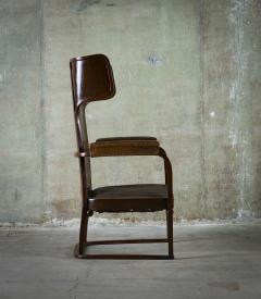 Josef Hoffmann Josef Hoffman Ohrenbackensessel Chair - 445604
