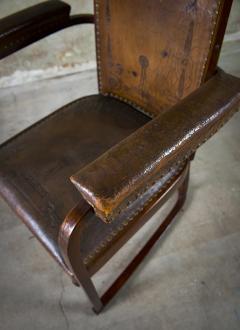 Josef Hoffmann Josef Hoffman Ohrenbackensessel Chair - 445605