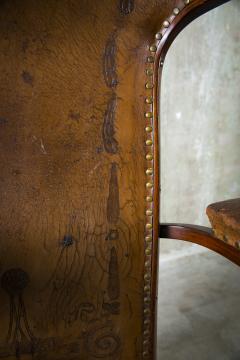 Josef Hoffmann Josef Hoffman Ohrenbackensessel Chair - 445607