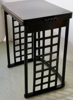 Josef Hoffmann Josef Hoffmann Nest Of Tables With Grid   512257