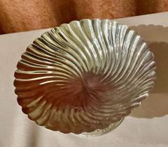 Josef Hoffmann Josef Hoffmann for Wiener Werkstatte Vienna circa 1920 Silver Dish Pair - 1807054