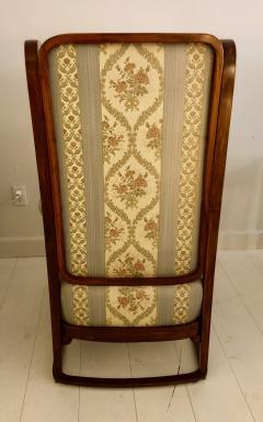 Josef Hoffmann Rare Pair of Josef Hoffmann Wingback Chairs - 1046983