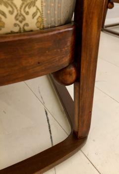 Josef Hoffmann Rare Pair of Josef Hoffmann Wingback Chairs - 1046984