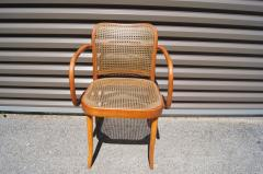 Josef Hoffmann Vintage Bentwood Armchair by Joseph Hoffmann for Stendig - 1382747