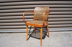 Josef Hoffmann Vintage Bentwood Armchair by Joseph Hoffmann for Stendig - 1382748