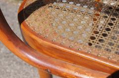 Josef Hoffmann Vintage Bentwood Armchair by Joseph Hoffmann for Stendig - 1382749