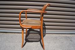 Josef Hoffmann Vintage Bentwood Armchair by Joseph Hoffmann for Stendig - 1382750