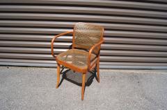 Josef Hoffmann Vintage Bentwood Armchair by Joseph Hoffmann for Stendig - 1382751