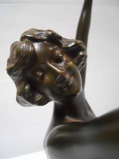 Josef Lorenzl Fabulous Josef Lorenzl Female Statue - 382638