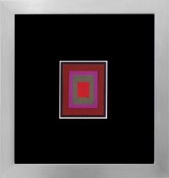 Josef Zenk Concentric Squares  - 1263888