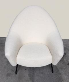 Joseph Andr Motte Pair of armchairs 770 model Joseph Andr Motte for Steiner Circa 1958 - 1138472