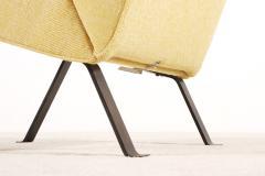 Joseph Andre Motte Joseph Andr Motte Pair of Lounge Chairs Model 740 for Steiner 1957 - 1247680