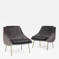 Joseph Andre Motte Pair of Armchairs - 516439