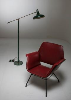 Joseph Andre Motte Pair of Italian 1950s Armchairs - 851792