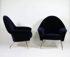 Joseph Andre Motte Pair of chic armchairs - 1315953