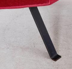 Joseph Andre Motte Rare Slipper Chairs by Joseph Andr Motte for Steiner France 1955 - 533200