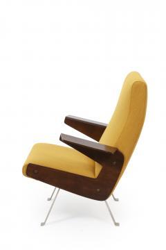 Joseph Andre Motte Rare armchair - 1125108