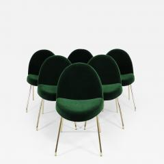 Joseph Andre Motte Set of 6 dining chairs - 1144696