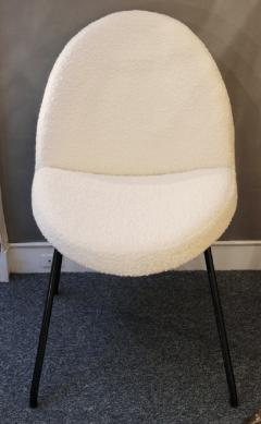 Joseph Andre Motte Set of twelve chairs model 771 by Joseph Andre Motte for Steiner Circa 1954 - 918426
