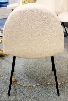 Joseph Andre Motte Set of twelve chairs model 771 by Joseph Andre Motte for Steiner Circa 1954 - 918427