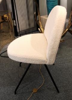 Joseph Andre Motte Set of twelve chairs model 771 by Joseph Andre Motte for Steiner Circa 1954 - 918428