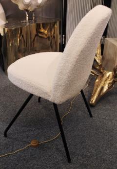 Joseph Andre Motte Set of twelve chairs model 771 by Joseph Andre Motte for Steiner Circa 1954 - 918430