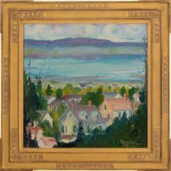 Joseph Barrett Edge of the Village  - 1198091