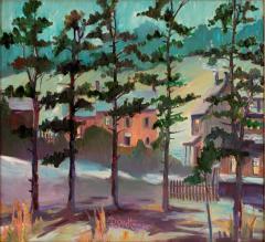 Joseph Barrett Pine Grove Near Pipersville  - 1146923