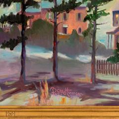 Joseph Barrett Pine Grove Near Pipersville  - 1146924