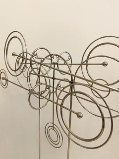 Joseph Burlini Kinetic Metal Sculpture by Joseph A Burlini - 1831736