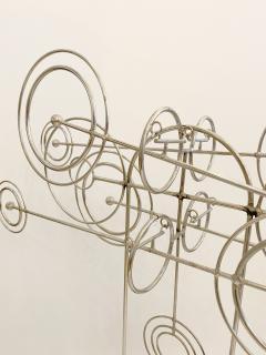 Joseph Burlini Kinetic Metal Sculpture by Joseph A Burlini - 1831739
