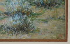 Joseph Henry Sharp Camp with Blue Tepee - 438683