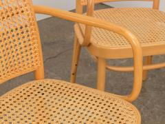 Joseph Hoffman Johnson Set of 8 Bentwood Chairs by Joseph Hoffman - 1285070