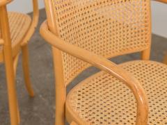 Joseph Hoffman Johnson Set of 8 Bentwood Chairs by Joseph Hoffman - 1285077