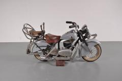 Joseph Lenaerts Rare Lenaerts Carousel Motorbike Belgium 1950s - 813906