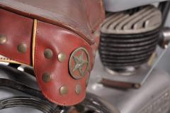 Joseph Lenaerts Rare Lenaerts Carousel Motorbike Belgium 1950s - 813908
