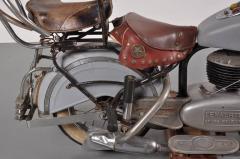 Joseph Lenaerts Rare Lenaerts Carousel Motorbike Belgium 1950s - 813909