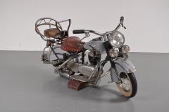 Joseph Lenaerts Rare Lenaerts Carousel Motorbike Belgium 1950s - 813910