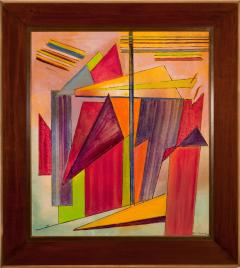 Joseph Meierhans Geometric Rainbow - 696444