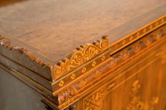 Joseph Pierre Francois Jeanselme French Inlaid Cabinet attributed to Jeanselme - 109446